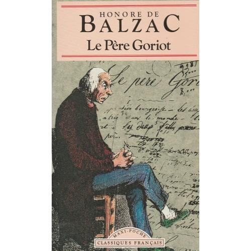 Le père Goriot Balzac