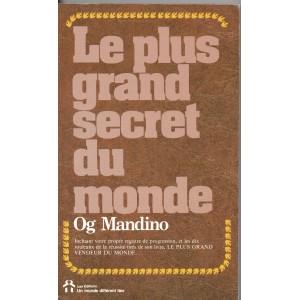 Le plus grand secret du monde  Og Mandino