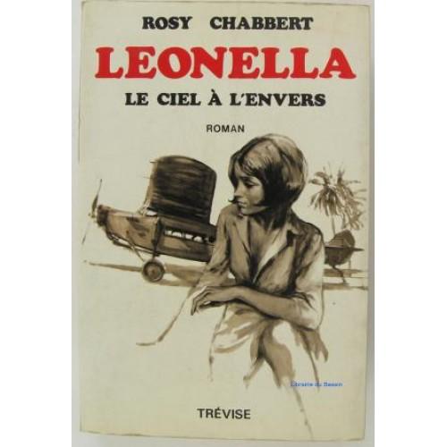 Léonella le ciel à l'envers tome 1  Rosy Chabbert