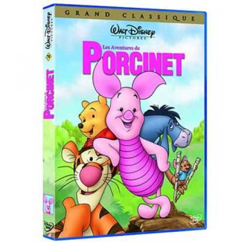 Le grand film de Porcinet Walt Disney fim enfant