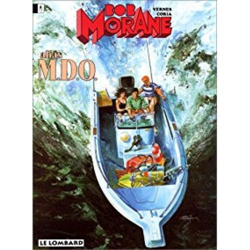 Les aventures de Bob Morane  alias M.D.O., Henri Vernes