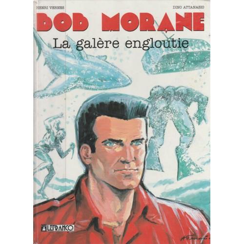 Les aventures de Bob Morane, La galère englouie, Henri Vernes