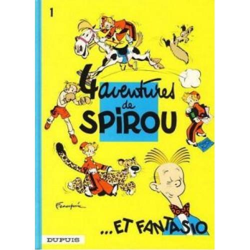 Les aventures de Spirou et Fantasio  No 1