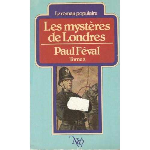 Les mystères de Londres  tome 2 Paul Féval