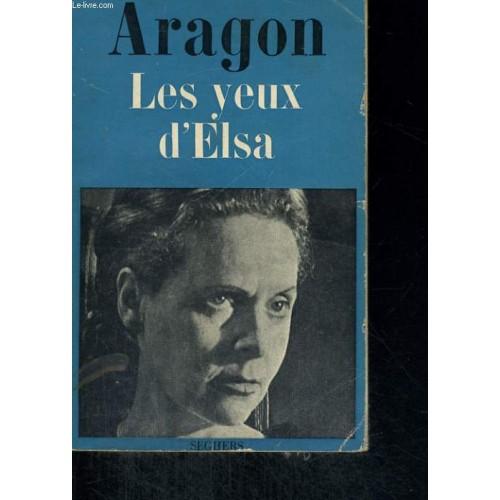 Les yeux d'Elsa  Aragon