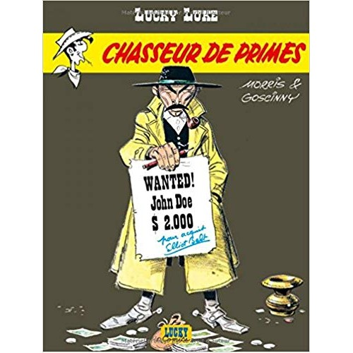 Lucky Luke Chasseur de primes