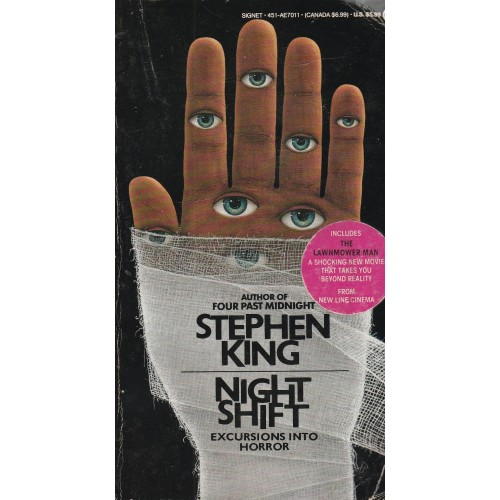 Night Shift, Stephen King