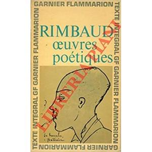 Rimbaud oeuvres poétique Michel Dédaudin