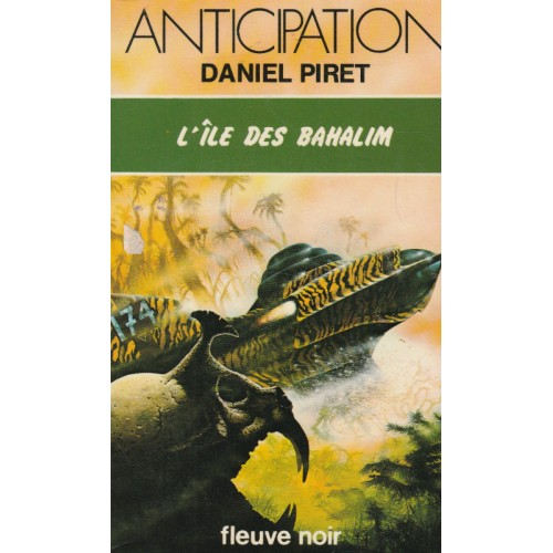 Série anticipation L'île de Bahalim