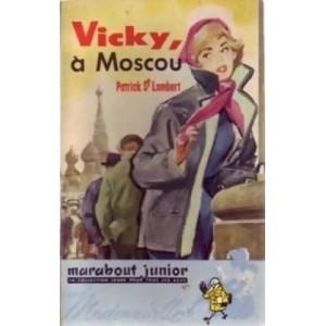 Vicky à Moscou  Patrick St-Lambert