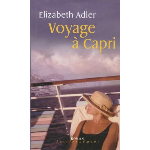 Voyage à Capri  Elizabeth Adler