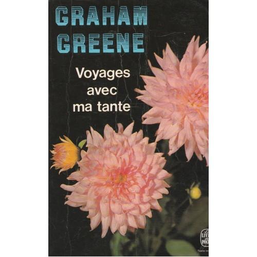 Voyage avec ma tante  Graham Greene