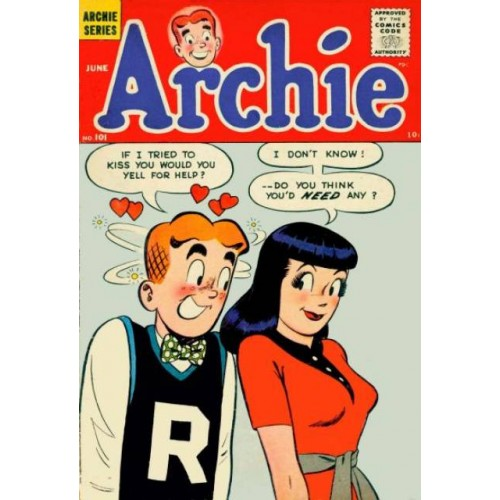 Archie no 707 John L Goldwater