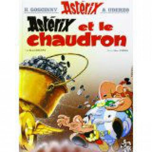 Astérix et le chaudron Goscinny