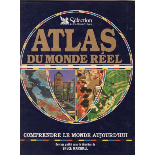 Atlas du monde réel Bruce Marshall