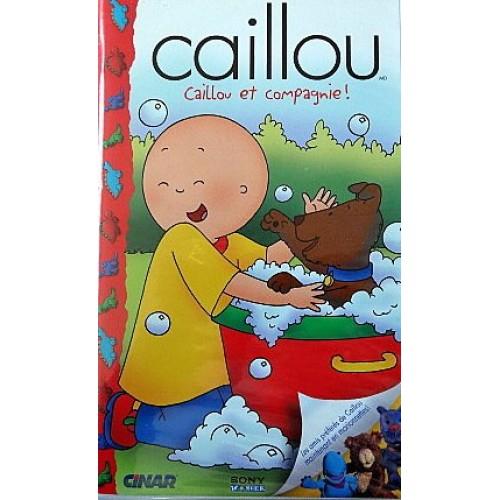 Caillou et compagnie  film d'enfant