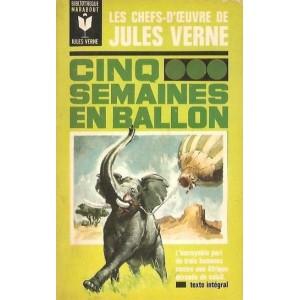 Cinq semaines  en ballon  Jules Verne