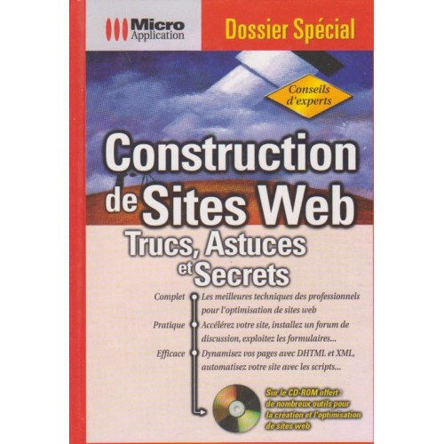 Construction de sites web   Florian Schaffer   RG