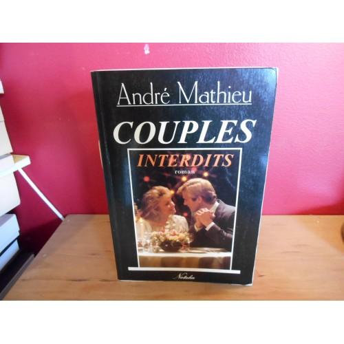 Couples interdits André Mathieu