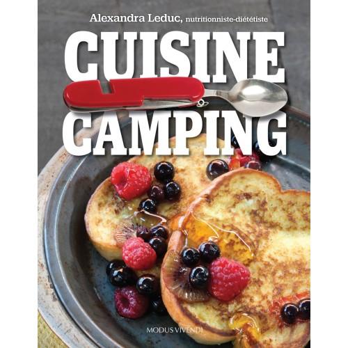 Cuisine Camping  Alexandra Leduc Nutritionniste-diététiste