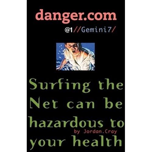 Danger.com Gemini 7 volume 1 Jordan Cray
