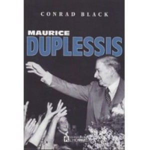 Duplessis Conrad Black