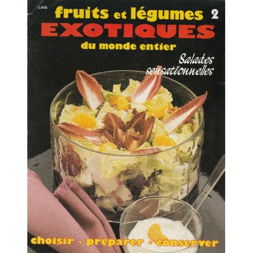 Fruits et légumes exotiques (fascicules 1 à 6 ), Michel Brassard