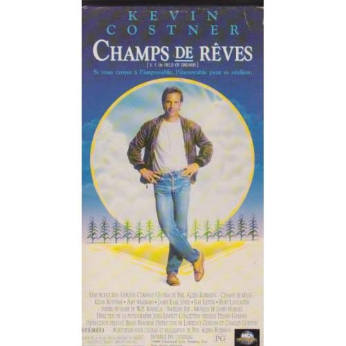 Champs de rêves film VHS