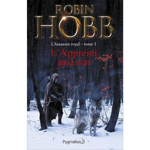 L'assassin Royal  tome 1  L'apprenti-assassin  Robin Hobb