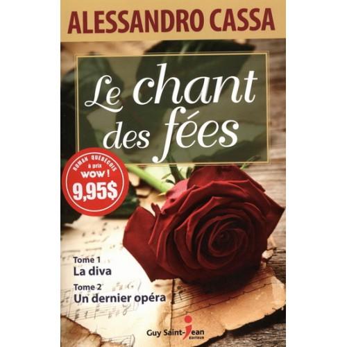 Le chant des fées tome 1-2 Alessandro Cassa