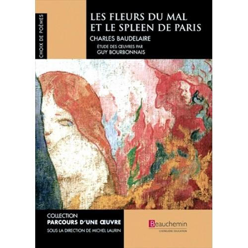 Les fleurs du mal et le spleen de Paris  Charles Beaudelaire