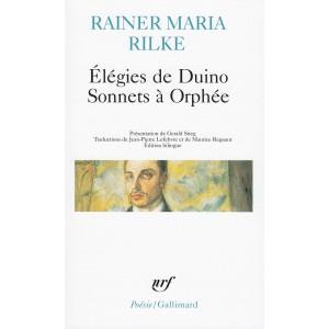 Les élégies de Duino. Les sonnets à Orphée  Rainier Maria Rilké
