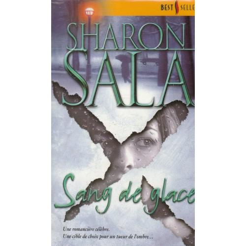 Sang de glace Sharon Sala