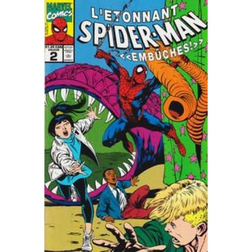 L'étonnant Spiderman  Embûche Stan Lee