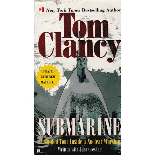 Submarine  Tom Clancy
