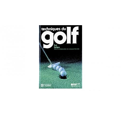 Techniques du Golf  Luc Brien
